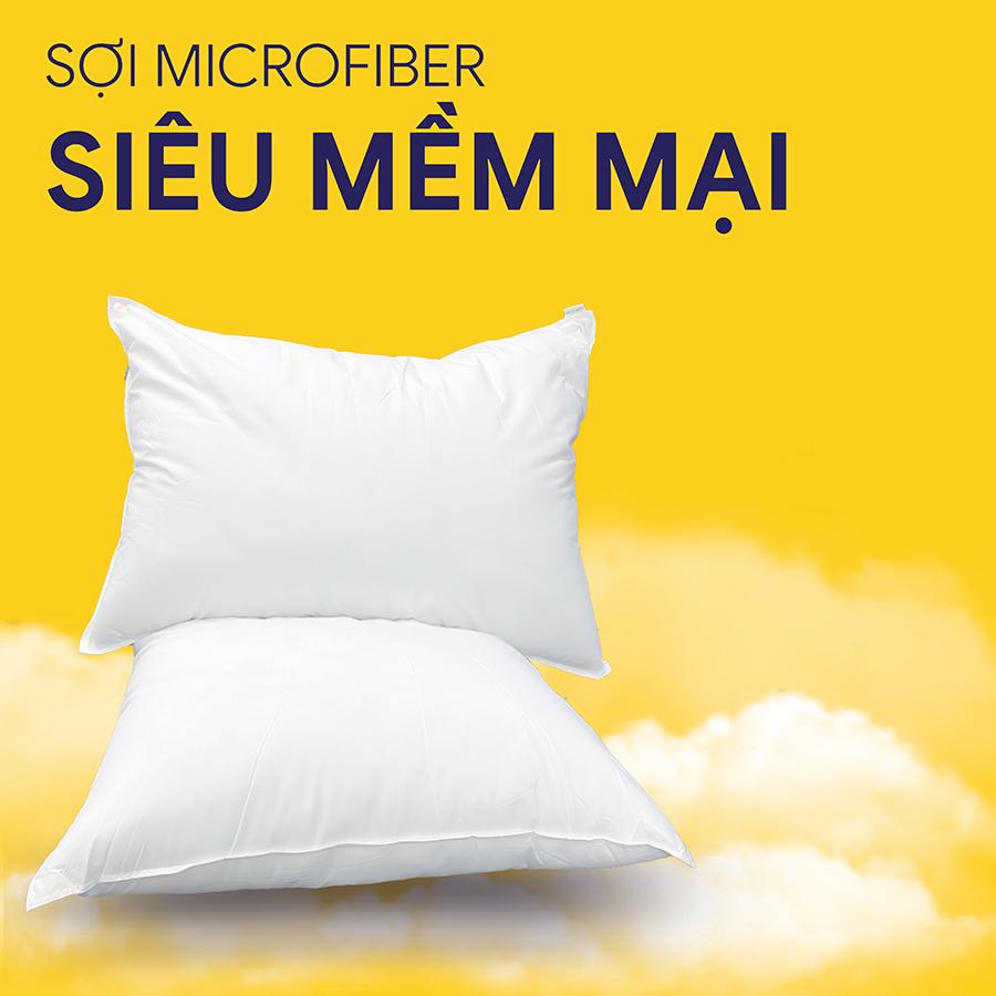 Gối Microfiber Chumy