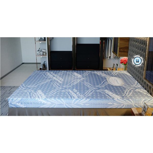 Nệm bông Kim Cương mousse 7 vùng ORGANIC SLEEP 02 (Vỏ lồng, hàng thẳng)