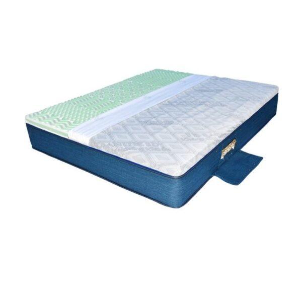 Nệm lò xo Két Organic Sleep 01 Kim Cương