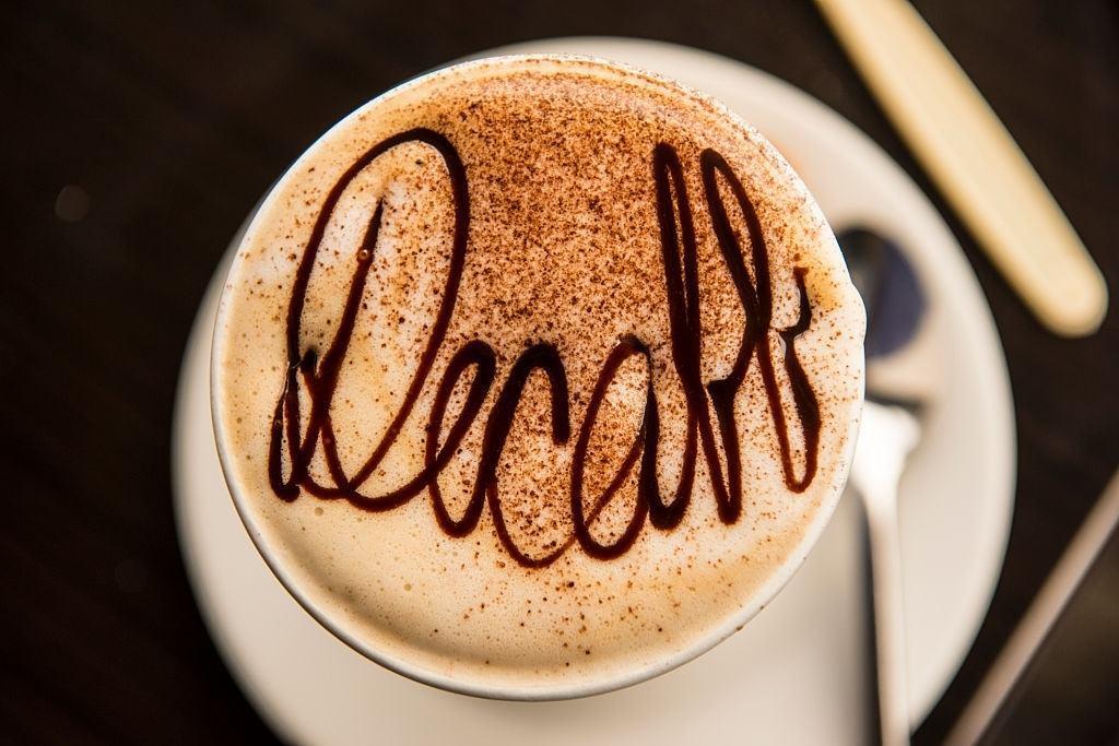 Cà phê Decaf