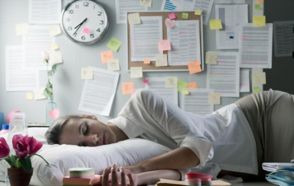 Giấc ngủ ngắn buổi trưa