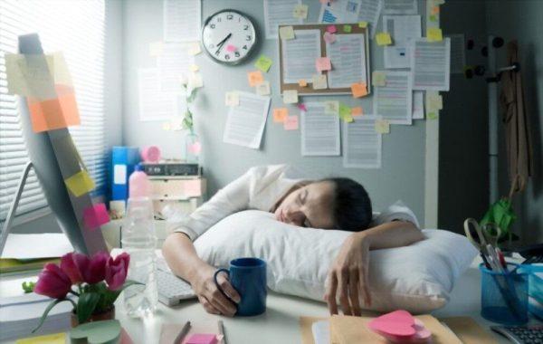 Ngủ trưa từ 10 đến 20 phút