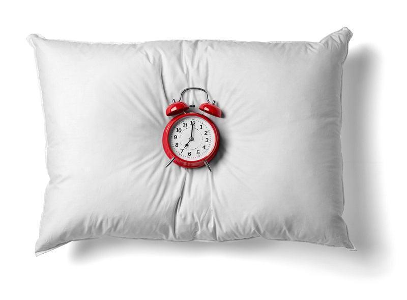 Tính thời gian ngủ hợp lý